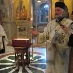 Дочек моштију Светог Владике Николаја
