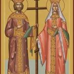 Св.Цар Константин и Царица Јелена